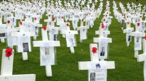 ANZAC Day Crosses