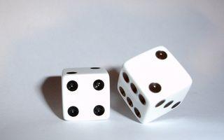 Rolling 2 dice