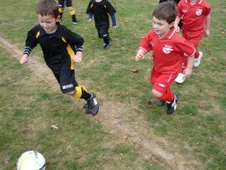 Hamilton Grade 5 Soccer