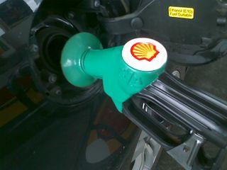 1 - Petrol pump