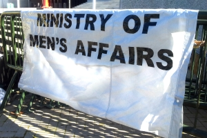 Ministry of Mens Affairs source 3news