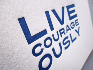 live-courageously