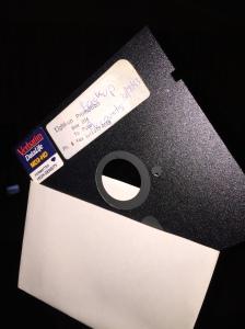 Floppy Disk 1993