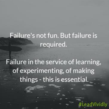 Seth Godin Failure