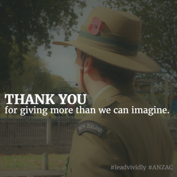 THANK YOU for giving more than we can imagine.